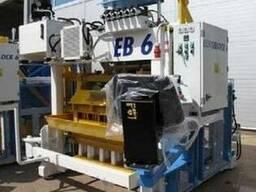 Блок машина для производства бордюров,блоков Мобил