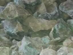 Copper ore.