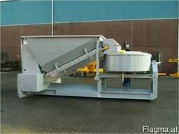 Мобильный бетонный завод Sumab С-15-1200 (15 м3/час) Швеция