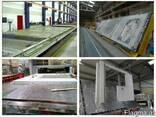 Оборудование для изготовления бетонных стеновых панелей, ЖБИ