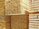 Пиломатериалы оптом(доска балка брус) пеллеты дрова - фото 2