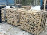 Пиломатериалы оптом(доска балка брус) пеллеты дрова - фото 3