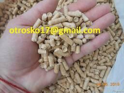 Продам древесную пеллету ( гранулу ) 6 мм