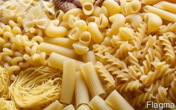 Продам макароны, макаронные изделия 12 видов Украина экспорт