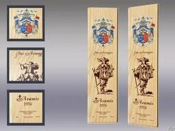 Сувенирная деревянная упаковка - фото 2