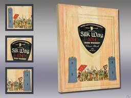 Сувенирная деревянная упаковка - фото 3