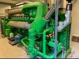 Б/У Газовый двигатель Jenbacher J 312 GS-NL, 2004 г - фото 4