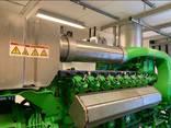 Б/У газовый двигатель Jenbacher J 620 GS-NL, 2009 г. - фото 6