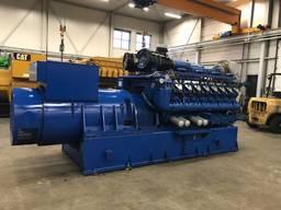 Б/У газовый двигатель MWM TCG 2020 V20, 2000 Квт, 2012 г. в. - photo 7