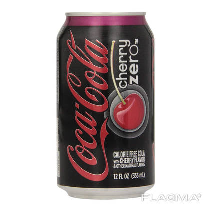 Coca Cola Coke Zero Cherry