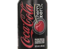 Coca Cola Coke Zero Cherry