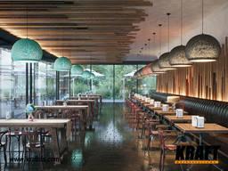 KRAFT Designer-Unterdecken vom Hersteller