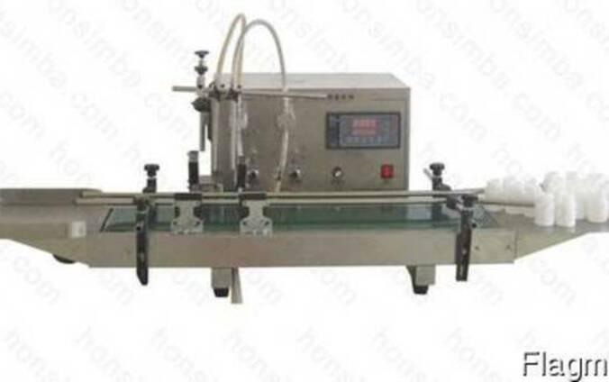 Дозатор, аппарат для розлива жидкостей от 5 мл