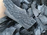 Уголь древесный (дуб, ясень) в бумажных и п/п мешках - photo 3