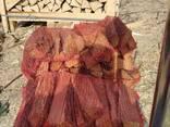 Дрова колотые дуб, граб в сетках по 10 кг - photo 1
