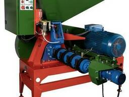 Extruder ES-500 for processing grain and soy