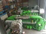 Б/У газовый двигатель Jenbacher J 620 GS-NL, 2009 г. - фото 1