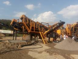 Mobile Crushing Plant Fullstar-60