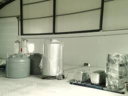 Оборудование для экстративных веществ солода в пивоварении, CTS.