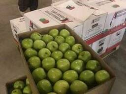 Package and packing of apple - boxes, corrugated boxes
