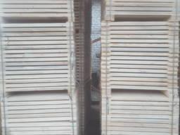 Pallets harvesting