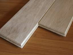 Two-layer flooring board, parquet from the manufacturer - фото 5