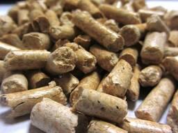 Пеллеты древесные топливные 6 мм сосна Экспорт - фото 4