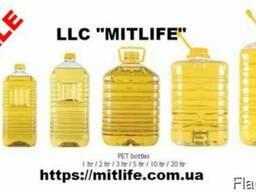 Подсолнечное масло рафинированное Украина