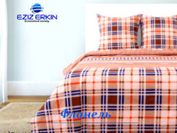 Bed linen from Flannel