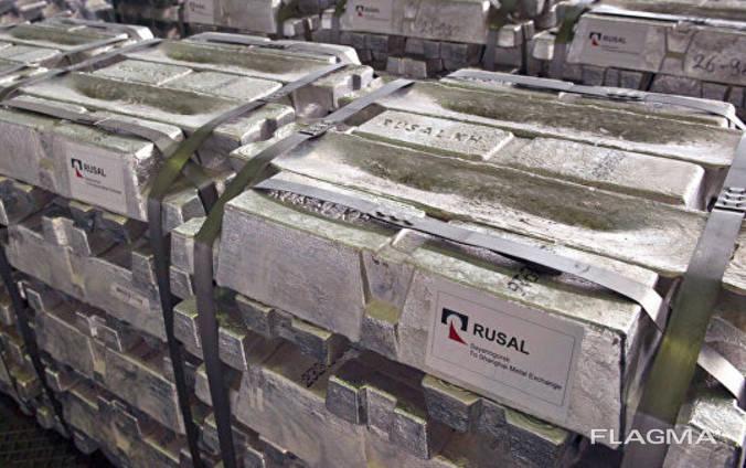 Primary aluminum A 7 Первичный алюминий А7 алюминиевая чушка