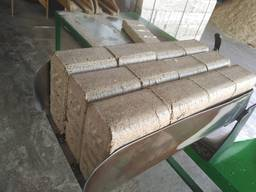 RUF wooden briquettes