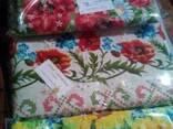 Скатерти , полотенца в украинском стиле, хлопок - фото 5