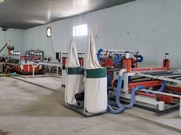 Станок для производства пластиковый PVC