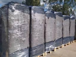Верховой торф оптом в биг болях (4 m³) 900 кг